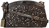 FRYE Deborah Glazed Vintage Cross-Body Handbag