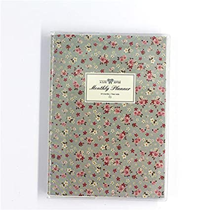 Amazon.com : Notebooks | Cute Jotter Monthly Planner 14 ...