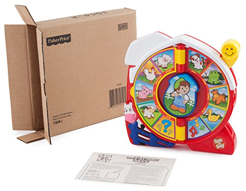 51MsZx25HDL - Fisher-Price See 'n Say The Farmer Says [Amazon Exclusive]