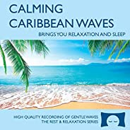 Calming Caribbean Waves - Nature Sounds CD for Relaxation, Meditation and Sleep - Nature's Perfect White N
