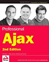 Professional Ajax, 2nd Edition Front Cover