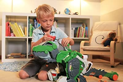 VTech Switch & Go Dinos - Jagger The T-Rex Dinosaur