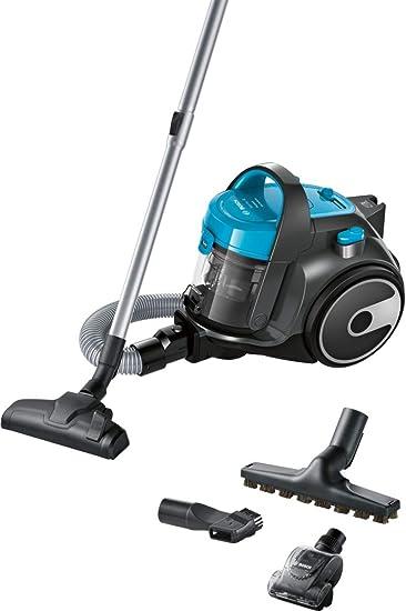 Bosch Aspirapolvere senza Sacco Cleann'n BGS05X240 GS05 700 W Blu