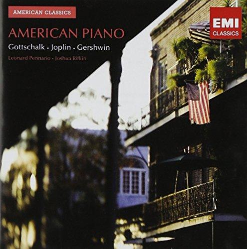 American Piano: Gottschalk/Joplin/Gershwin American Piano Music