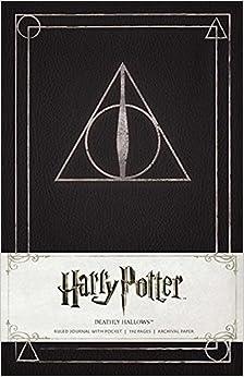 Harry Potter Deathly Hallows Hardcover Ruled Journal: Deathly Hallows, Ruled por Warner Bros. epub