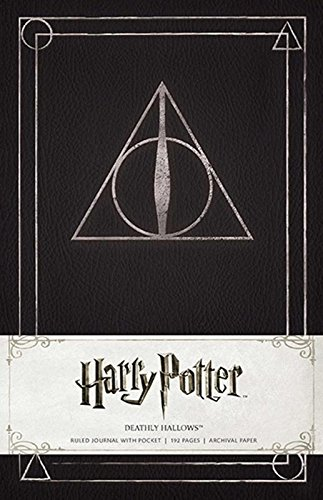 Hogwarts Journal (Harry Potter Deathly Hallows Hardcover Ruled Journal (Insights Journals))