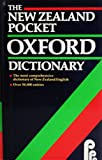 The New Zealand Pocket Oxford Dictionary 9780195581379