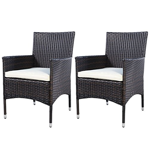 outdoor rattan chairs - 4