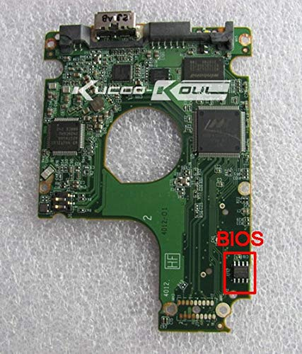 KIMME HDD PCB Logic Board 2060-771859-000 REV P1 for WD 2.5 USB Hard Drive WD5000LMVW Repair Data Recovery