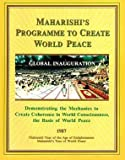 Maharishi's Programme to Create World Peace, Mahesh Yogi, 0891860525