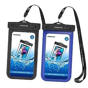 MoKo 5813504 Funda de protección Negro, Azul, Transparente funda para teléfono móvil - Fundas para teléfonos móviles (Funda de protección, Universal, ...