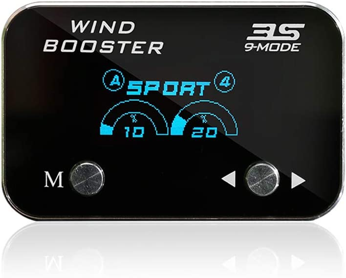 and 3500 BYMTM i-Auto Mode Throttle Response Controller BY302 Plug-n-play Installation DIY Tuning Performance Increasing 60/% and Fuel Saving 20/% for Dodge 2500 RAM 2007-2018 Fits All Trim Levels; 1500