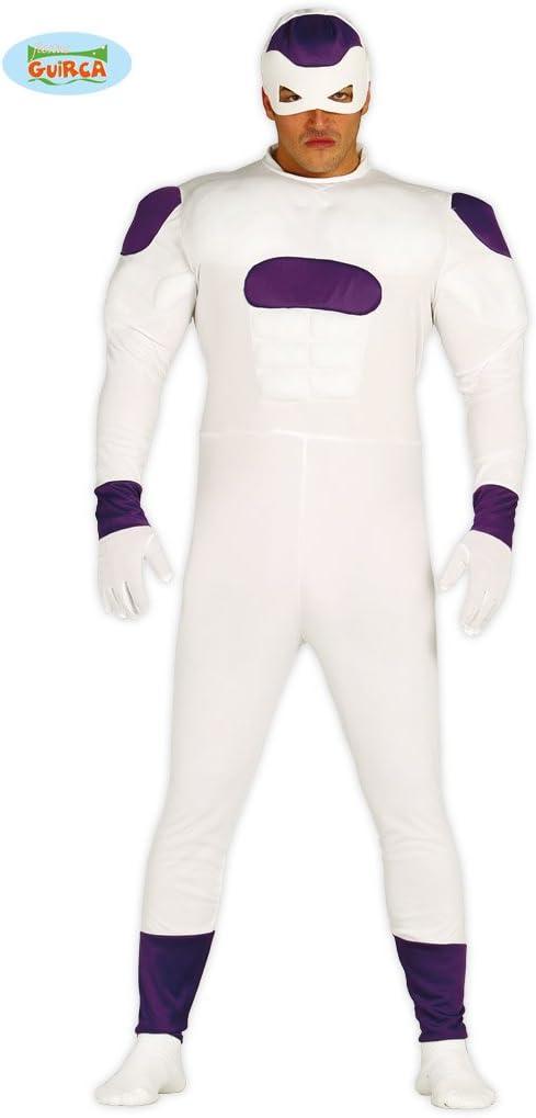 Disfraz de guerrero espacial adulto: Amazon.es: Juguetes y juegos