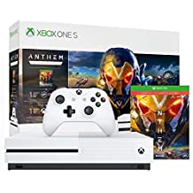 Console Xbox One S 1 TB Anthem