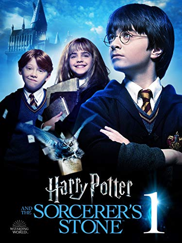 Harry Potter and the Sorcerer's Stone (Best Things On Hbo Now)