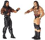 Roman Reigns & Rusev WWE Mattel Battle Pack Series 47
