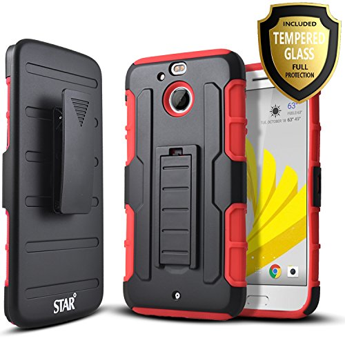 Starshop Kickstand Tempered Protector Included product image