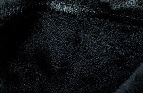 Stivali Donna Partito Inverno Lavoro Nvxie Balestruccio 38 eur35uk3 Eur Stiletto 5 Nero uk Caviglia 5 Gray Appuntito Cadere Tacco Scamosciato 1fFFqx