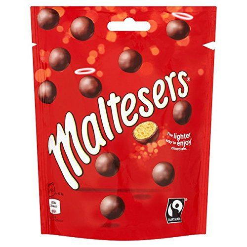 British Maltesers Case Of 11 x 121g Pouches - Ships From The UK - Shipping Included In The - Uk Shipping