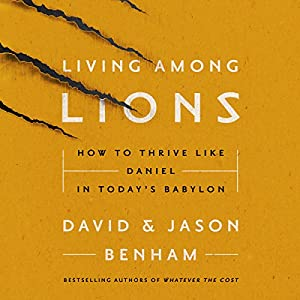 Living Among Lions Audiobook