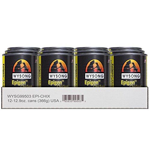 Wysong Epigen Chicken Canine/Feline Canned Formula Dog/Cat/Ferret Food, Twelve- 12.9 Ounce Cans