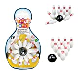 Rhode Island Mini Bowling Games (1 Dz) [Toy]