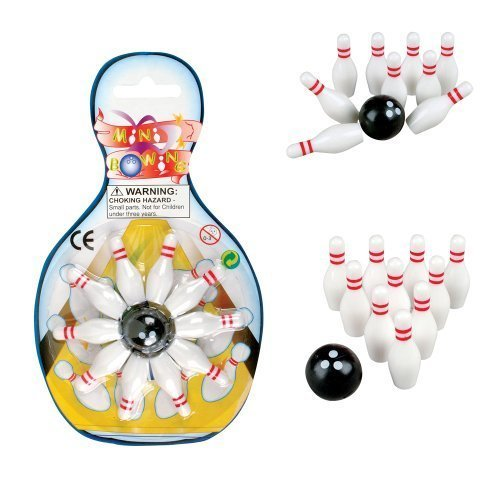 Mini Bowling Pins - 4