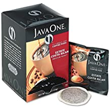 Distant Lands Coffee : Single Cup Coffee Pods, Estate Costa Rican Blend, 14 Pods per Box -:- Sold as 2 Packs of - 14 - / - Total of 28 Each