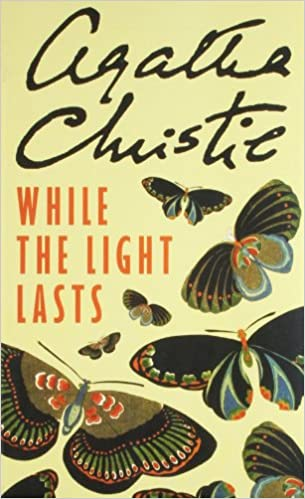 Agatha Christie: While The Light Lasts