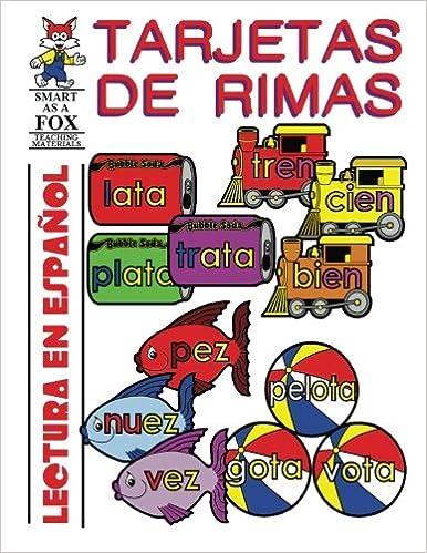Tarjetas de Rimas (Spanish Edition): Dwayne Douglas Kohn ...