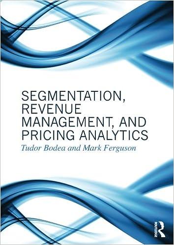 Segmentation, Revenue Management and Pricing Analytics: Amazon co uk