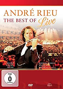 André Rieu - Best of - Live (NTSC) [Alemania] [DVD]