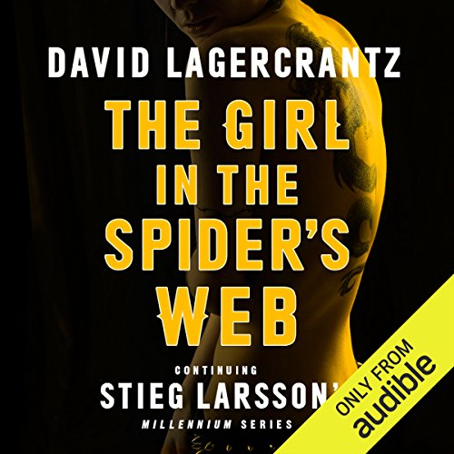 The Girl in the Spider's Web Audiobook [Free Download by Trial] thumbnail