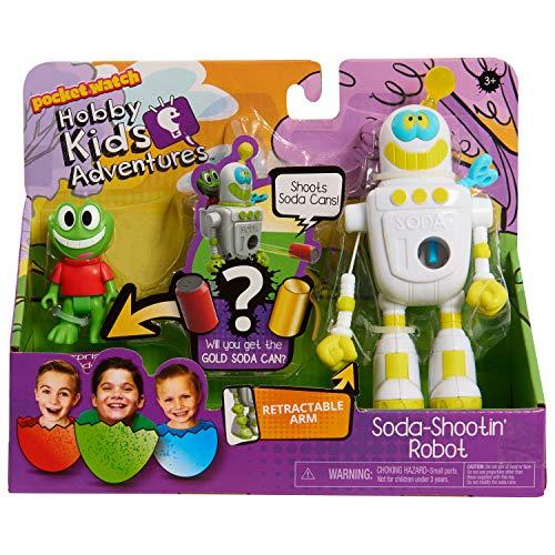 HobbyKids Soda-Shootin' Robot from HobbyKids
