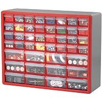 2-Pk. Akro-Mils 44-Drawer Cabinets