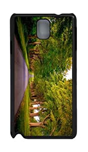 rugged covers norfolk kings avenue sandringham engalnd PC Black case/cover for Samsung Galaxy Note 3 N9000