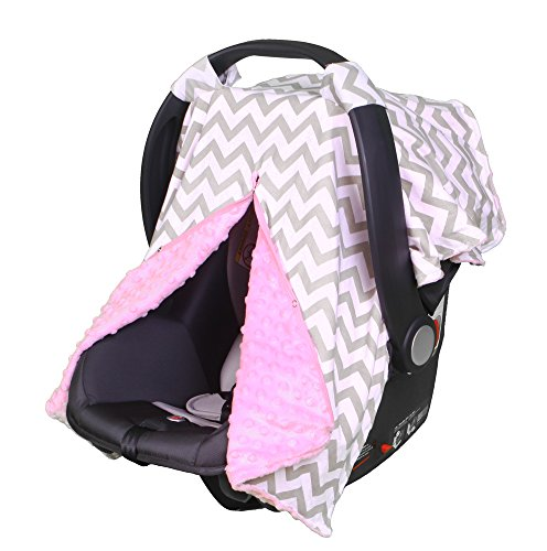 Premium Carseat Peekaboo Protects Newborns
