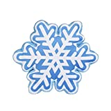 16'' Snowflake Pillow (With Sticky Notes)