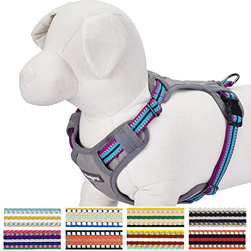 dog mesh harness large - 1