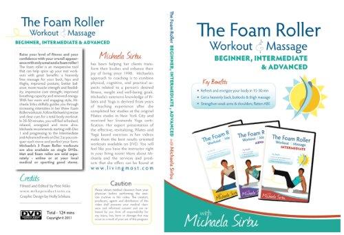 am Roller, Workout & Massage - BEGINNER, INTERMEDIATE, ADVANCED Collection 2 DVDs ()