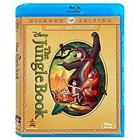 The Jungle Book (Edición de diamante de dos discos: Blu-ray /DVD + Copia digital)