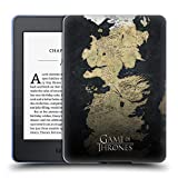 Official HBO Game of Thrones Westeros Map Key Art Soft Gel Case Compatible for Kindle Paperwhite 1/2 / 3
