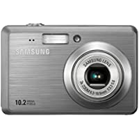 Samsung SL102 10MP Digital Camera with 3x Optical Zoom and 2.5 inch LCD (Silver) Explained Review Image
