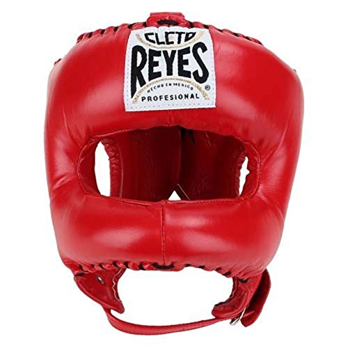 CLETO REYES Traditional Headgear with Pointed Nylon Face Bar