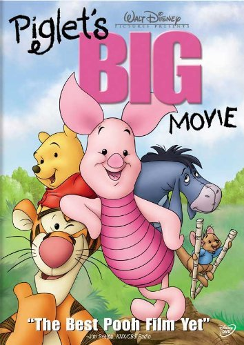 Piglet's Big Movie POSTER Movie (27 x 40 Inches - 69cm x 102cm) (2003) (Style B)