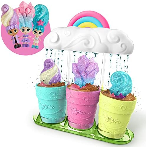 Blume Rainbow Sparkle Surprise, Just Add Water and Watch Them Grow, 3 Blume Dolls Included
