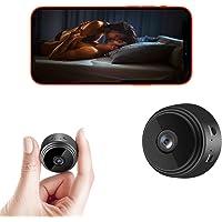 Mini Spy Camera-Hidden Camera-Wireless WiFi Camera-1080P HD Video and Audio Camera-Night Vision Camera-Motion Detection…