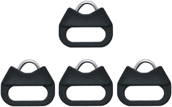 Plastic Cap Compatible for All Brand D-SLR Rangefinder Mirrorless Camera W//Round Eyelet VKO Lug Ring Camera Strap Triangle Split Ring Hook 2 Pair