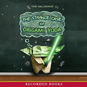 The Strange Case of Origami Yoda Audiobook