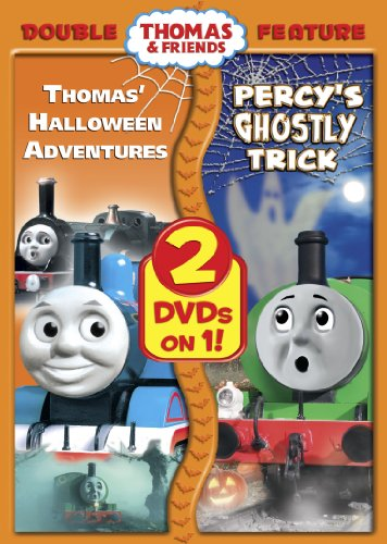 (Thomas & Friends: Thomas' Halloween Adventures / Percy's Ghostly Trick (Double)